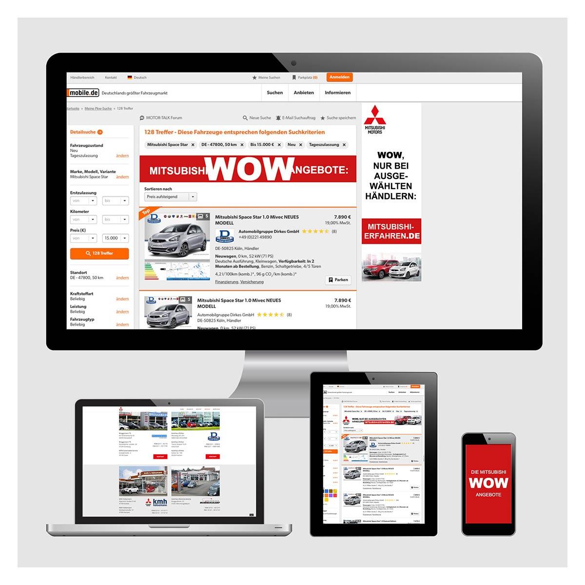 Online Marketing, Web Banner by Reiber Marketing