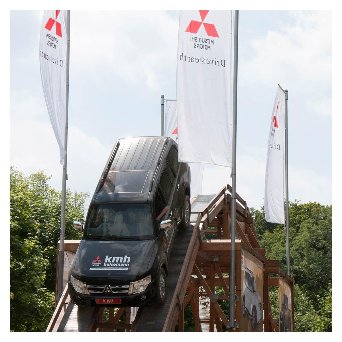 Event by Mitsubishi, Reiber Marketing Krefeld