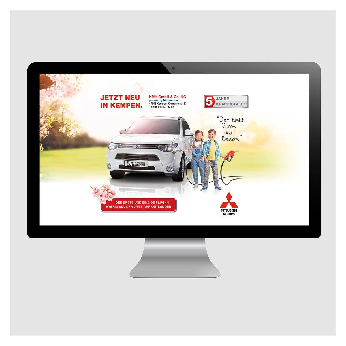 Homepage Gestaltung