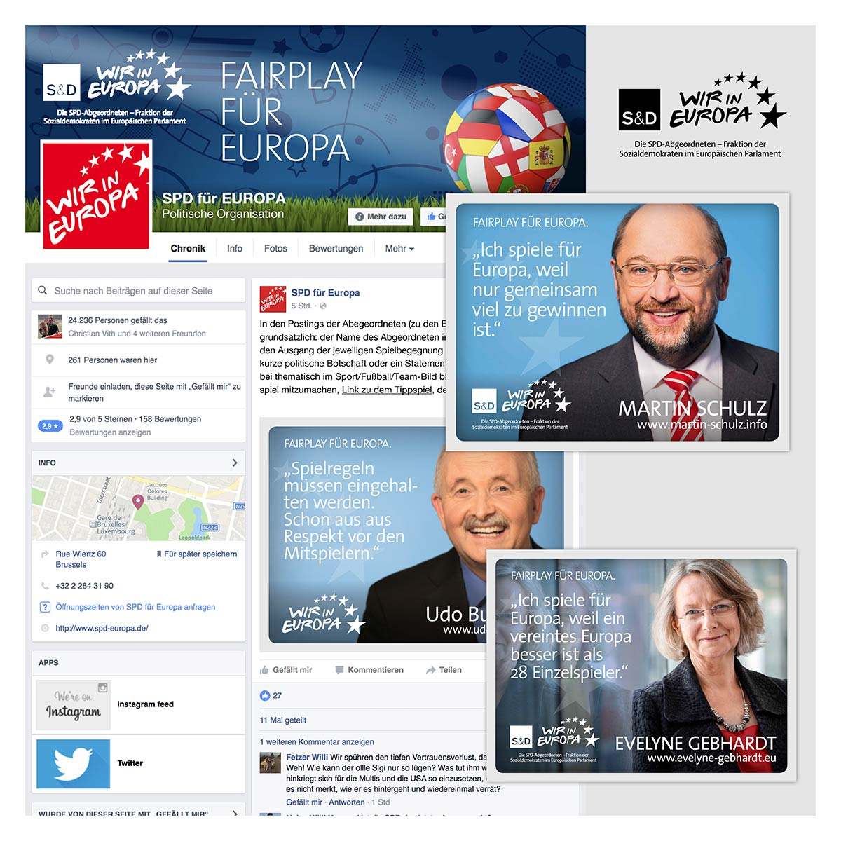 Facebook-Kampagne, Online-Marketing by Reiber Marketing